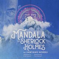 THE MANDALA OF SHERLOCK HOLMES Announced for Audio Book-It Photo