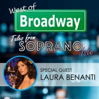 The 'West of Broadway' Podcast Welcomes Tony Winner Laura Benanti Photo