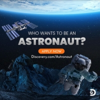 Discovery Searches for Everyday People to Send into Space For All-New Competition Ser Photo