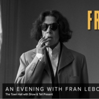 AN EVENING WITH FRAN LEBOWITZ to be Presented at The Town Hall in 2022 Photo