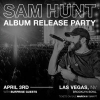 Sam Hunt Announces SOUTHSIDE Album Release Party Photo