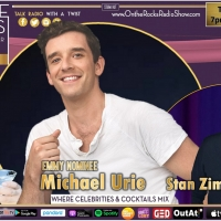 Michael Urie Comes To ON THE ROCKS Radio Show