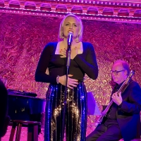 BWW Review: HALEY SWINDAL: BACK IN BUSINESS Is How It's Done at 54 Below Photo