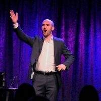 BWW Feature: MAC Award Nominee Ari Axelrod Brings A CELEBRATION OF JEWISH BROADWAY On Photo