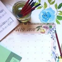 BWW Blog: Using Unstructured Time to Grow in Productive and Creative Ways Photo