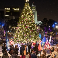 Free Holidays Events at The Music Center and Grand Park in DTLA Photo