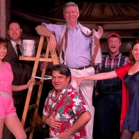 Fountain Hills Theater Announces Opening Of The Hilarious Comedy FOOTLIGHT FRENZY Photo