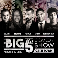 THE BIG 5 COMEDY SHOW Announces All New Line-Up This November Photo