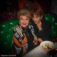 Photo Coverage: Michele Lee and Marilyn Maye Visit Tom Wopat at The Beach Cafe Photo