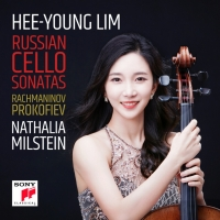 Acclaimed Cellist Hee-Young Lim'sBrings Unique and Intimate Voice to Second CD Photo