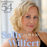 Sally Wilfert to Return to Feinstein's/54 Below With HOW DID I END UP HERE? Photo