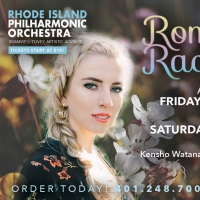 The Rhode Island Philharmonic Orchestra to Present ROMANTIC RACHMANINOFF Photo