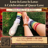Meghan Gunther to Present LOVE IS LOVE IS LOVE Cabaret at Feinstein's/54 Below Photo