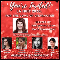 """Kate Flannery Of """"The Office"""" To Host Chicago Dramatists' First Ever Virtual Fund Photo"""
