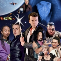Streamed Shakespeare Takes The Bard To Outer Space with HENRY IV PARTS 1 & 2 Photo