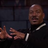 VIDEO: Watch Eddie Murphy Interviewed on JIMMY KIMMEL LIVE!