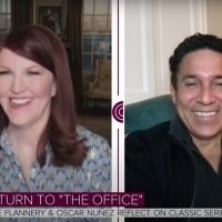 VIDEO: Kate Flannery & Oscar Nuñez Remember Filming THE OFFICE on TODAY SHOW Photo