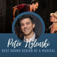 MOULIN ROUGE!'s Peter Hylenski Wins 2020 Tony Award for Best Sound Design of a Musical Photo