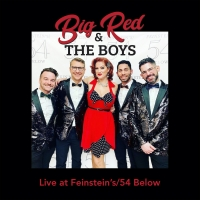 Big Red & The Boys Set To Release Live Album, Celebrating Ten Years Of Holiday Joy Photo