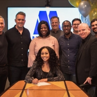 Evvie McKinney Signs With Motown Gospel and Capital CMG