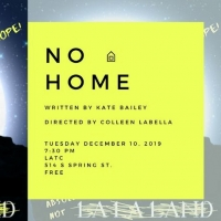Attend NO HOME: A Staged Reading on December 10