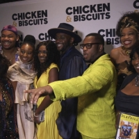 VIDEO: Go Inside Opening Night of CHICKEN & BISCUITS on Broadway! Photo