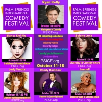 Palm Springs International Comedy Festival Launches Virtually Photo