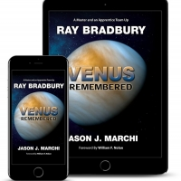 Jason J. Marchi to Release New Science Fiction Book VENUS REMEMBERED Photo