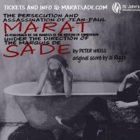 MARAT/SADE to Open at St. John's Metropolitan Community Church in July Photo