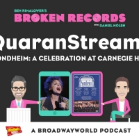 BWW Exclusive: Ben Rimalower's Broken Records QuaranStreams with Sondheim: A Celebration at Carnegie Hall