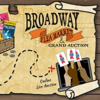 Broadway Flea Market and Grand Auction Goes Virtual Today Photo