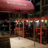 BWW Feature: At Brandy's Piano Bar The Show Must Go On, Come Snow or Come Shine Photo