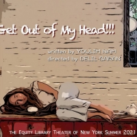 The Equity Library Theater Of New York Summer 2021 Virtual Play Festival Presents GET OUT Photo