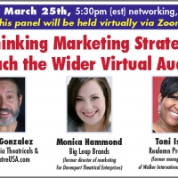TRU Announces March Panel 'Rethinking Marketing Strategies To Reach The Wider Virtual Photo