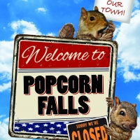 Two Actors to Play Over 20 Characters in POPCORN FALLS at Walnut Street Theatre Photo