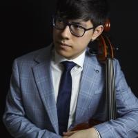 Artist Series Concerts Welcomes Award-Winning Cellist Zlatomir Fung