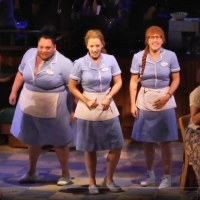 VIDEO: Hear An Early Version of 'Opening Up' In New WAITRESS Clip from A.R.T! Photo