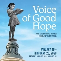 Cast Announced For Kristine Thatcher's VOICE OF GOOD HOPE at City Lit Theater Company Photo