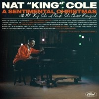 Capitol Records Will Release 'A Sentimental Christmas with Nat 'King' Cole & Friends' Photo