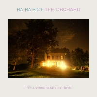 Ra Ra Riot Announces 'The Orchard (10th Anniversary Edition)' Photo