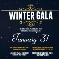 The Union County Performing Arts Center is Hosting Their Fifth Annual Winter Gala Photo