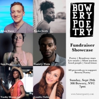 Broadway Meets Bowery Poetry Showcase This Month
