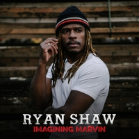Ryan Shaw's New Studio Album IMAGINING MARVIN Set for November Release Photo
