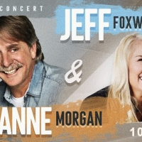 Jeff Foxworthy and Leanne Morgan Team Up for Night of Comedy at Bon Secours Wellness Arena Photo