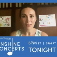 VIDEO: Fourth Installment of Laura Benanti's Sunshine Concerts Presented Tonight! Photo