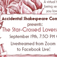 Accidental Shakespeare Company Presents The Star-Crossed Lovers Fest Photo