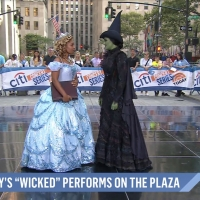 VIDEO: Jennifer DiNoia and Brittney Johnson Perform 'For Good' from WICKED on THE TOD Photo