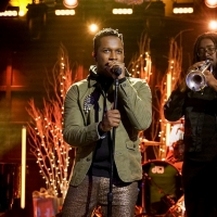 VIDEO: Leslie Odom Jr. Performs 'Cold' and 'Go Crazy' on A LITTLE LATE WITH LILLY SINGH