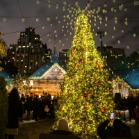 TAVERN ON THE GREEN Hosts 4th Annual Tree Lighting Ceremony on Tuesday 12/3