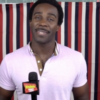BWW TV Exclusive: The Great Facts of THE GREAT SOCIETY- Tramell Tillman on Bob Moses Video